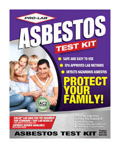 Pro-Lab  Asbestos Test Kit  1 pk