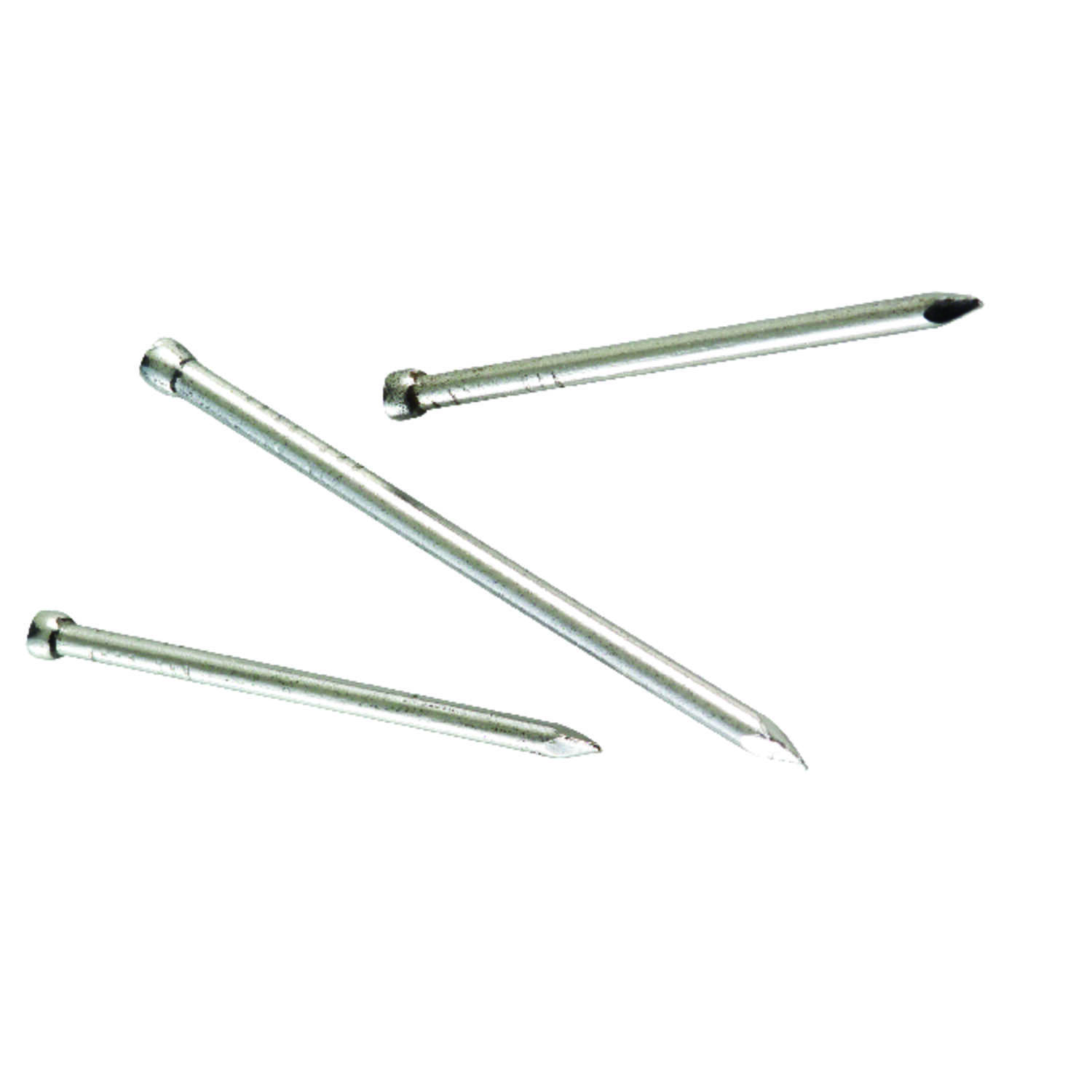 Simpson Strong-Tie  8D  2-1/2 in. L Finish  Stainless Steel  Nail  Brad Head Smooth Shank  146 pk 1