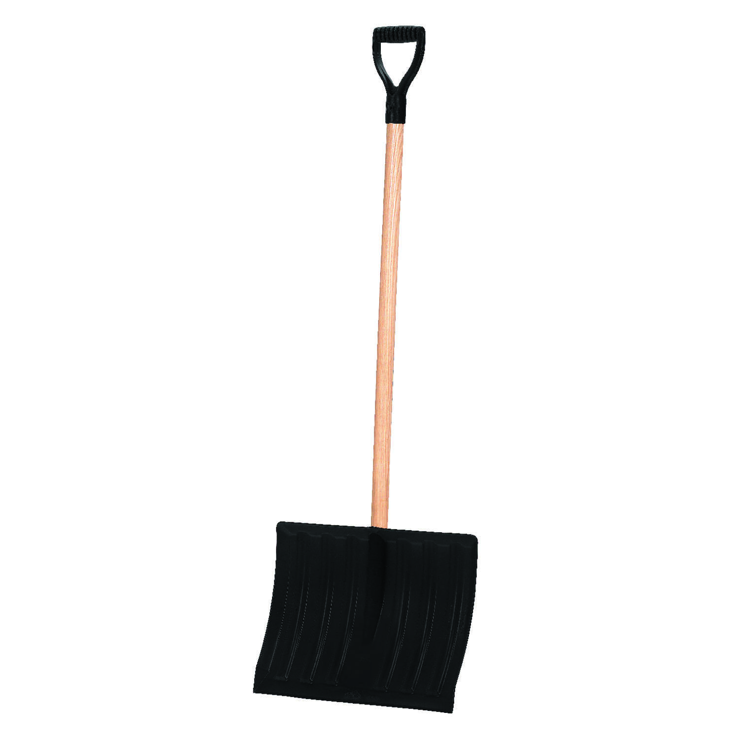 Garant  Plastic  18 in. W Snow Shovel