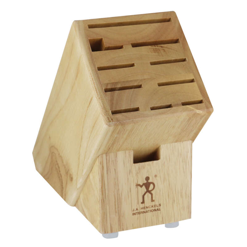 Henckels Wood Knife Storage Block 1 pc.