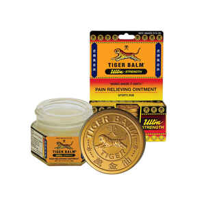 Tiger Balm  Ultra Strength Ointment  0.63 oz.