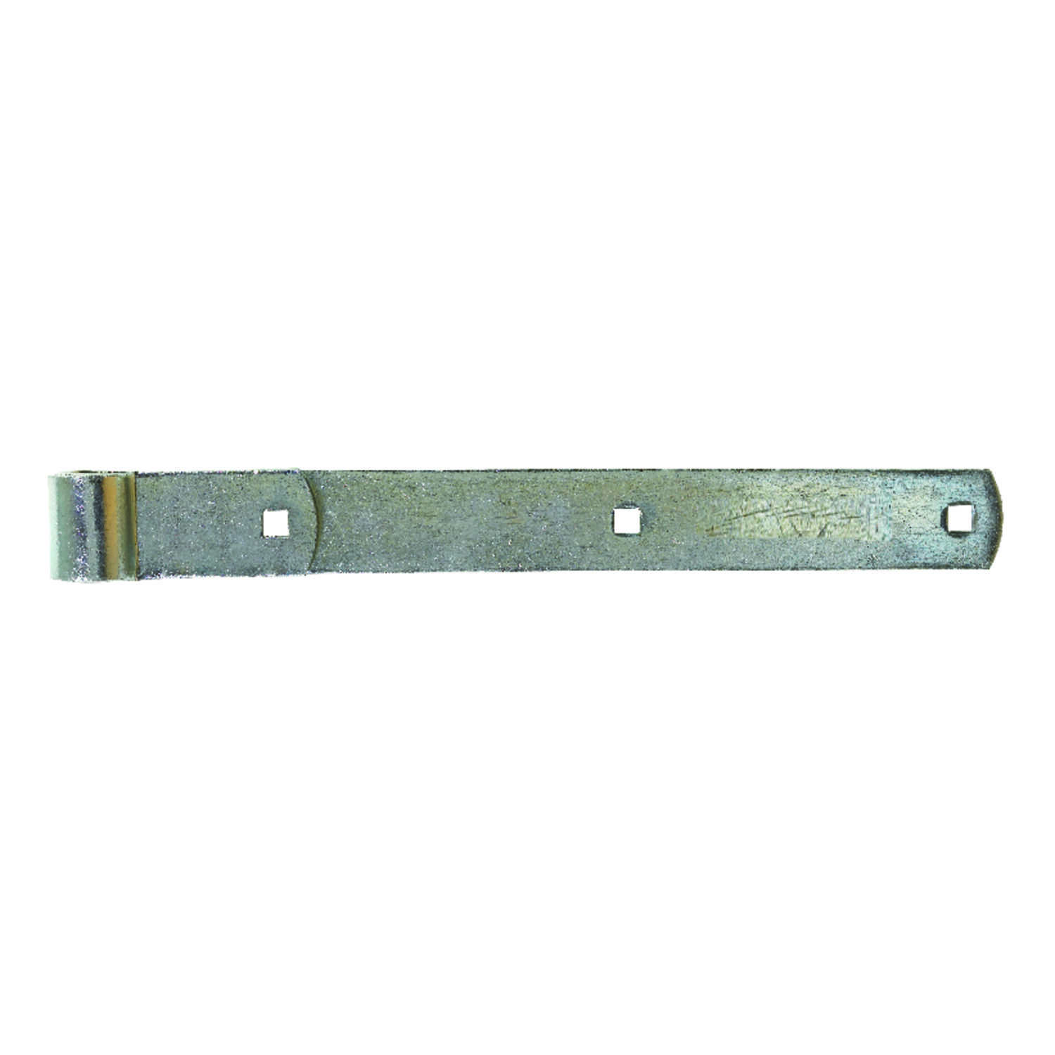 Ace  14 in. L Steel  Hinge Strap  Zinc-Plated  1 pk