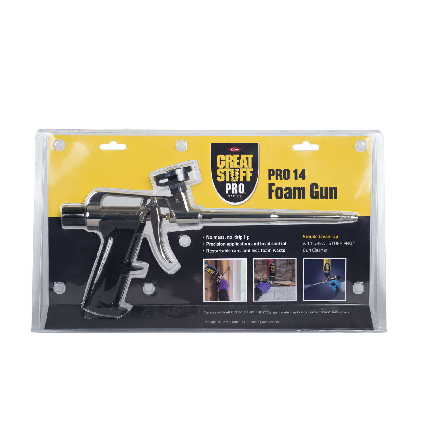 Great Stuff Pro PRO Industrial Aluminum Foam Gun