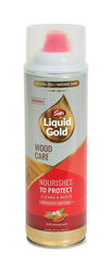 Scotts  Liquid Gold  Almond Scent Wood Cleaner and Preservative  20 oz. Liquid