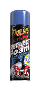 Meguiar's  Hot Shine  Foam  Tire Cleaner  15 oz.