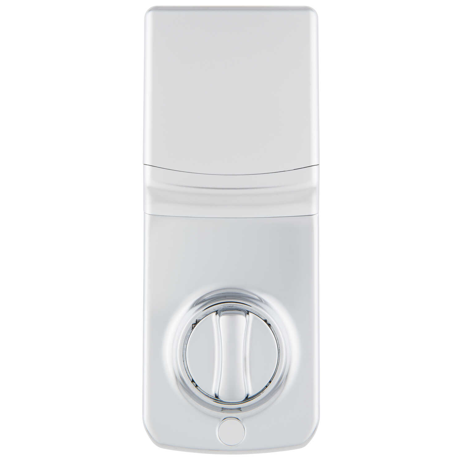 Array By Hampton  ARRAY Cooper  Polished Chrome  Zinc  Electronic Deadbolt