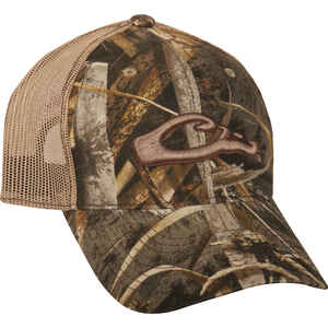 Drake Raised Logo Cap Realtree Max-5 One Size Fits All 1fdecb59291c