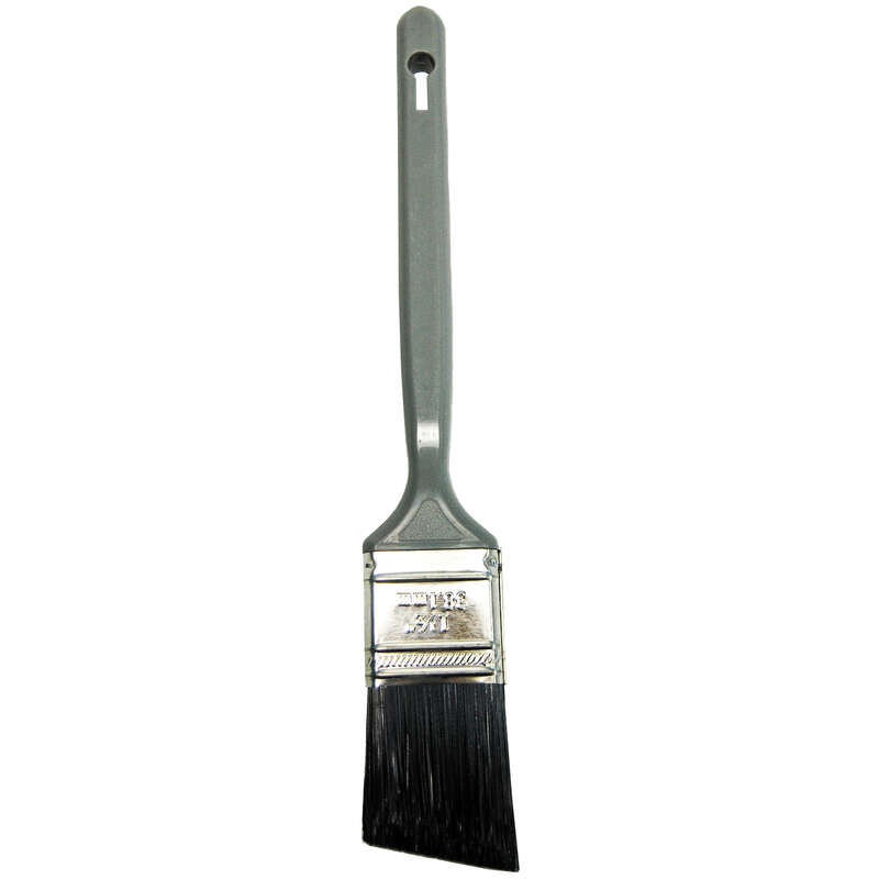 Paintmaster  1-1/2 in. W Medium Stiff  Angle  Polyester  Trim Paint Brush