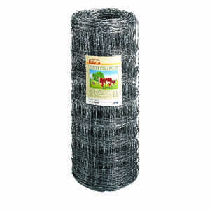 Sierra  Monarch  47 in. H x 330 ft. L Steel  Field  Fence  Silver