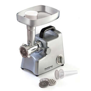 ChefsChoice  Natural  Gray  3 speed 3 lb. Meat Grinder
