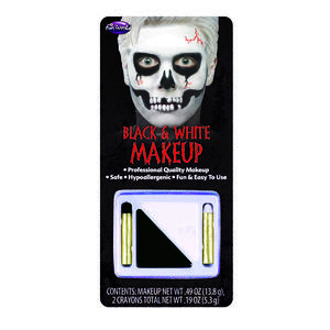 Fun World  Make-up Kit  Halloween Decoration  8.5 in. H x 3.88 in. W 1 pk