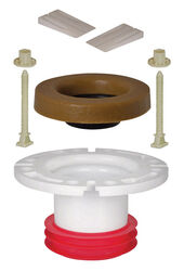 Sioux Chief Push Tite PVC Closet Flange Repair Kit