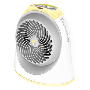 Vornado  Sunny  100 sq. ft. Electric  Fan  Heater