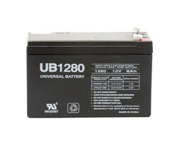Universal Power Group UB1280 8 CCA Universal Battery