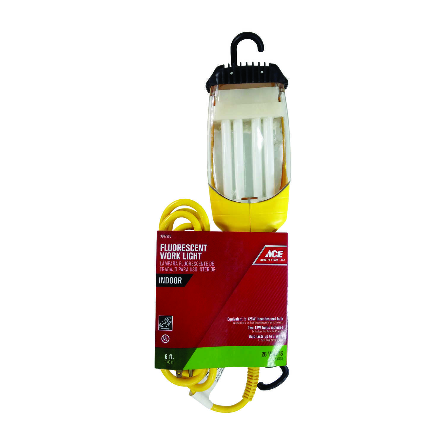 Ace  26 watts Fluorescent  Work Light