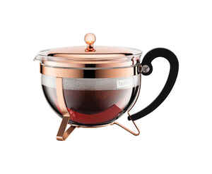 Bodum  44 oz. Pink  Tea Maker