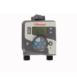 Gilmour  Programmable 2 zone Water Timer