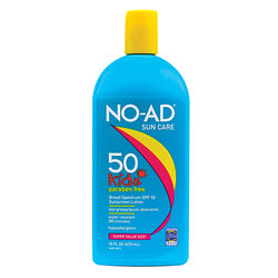 NO-AD  Broad Spectrum  Fragrance Free Scent Sunblock Lotion  16 Oz.  1 pk