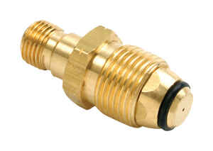 Mr. Heater  3/8 in. Dia. Brass  Propane Fitting