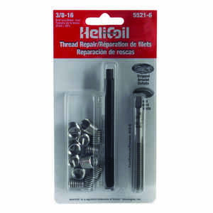 Heli-Coil  Stainless Steel  Thread Repair Kit  0.4 in.
