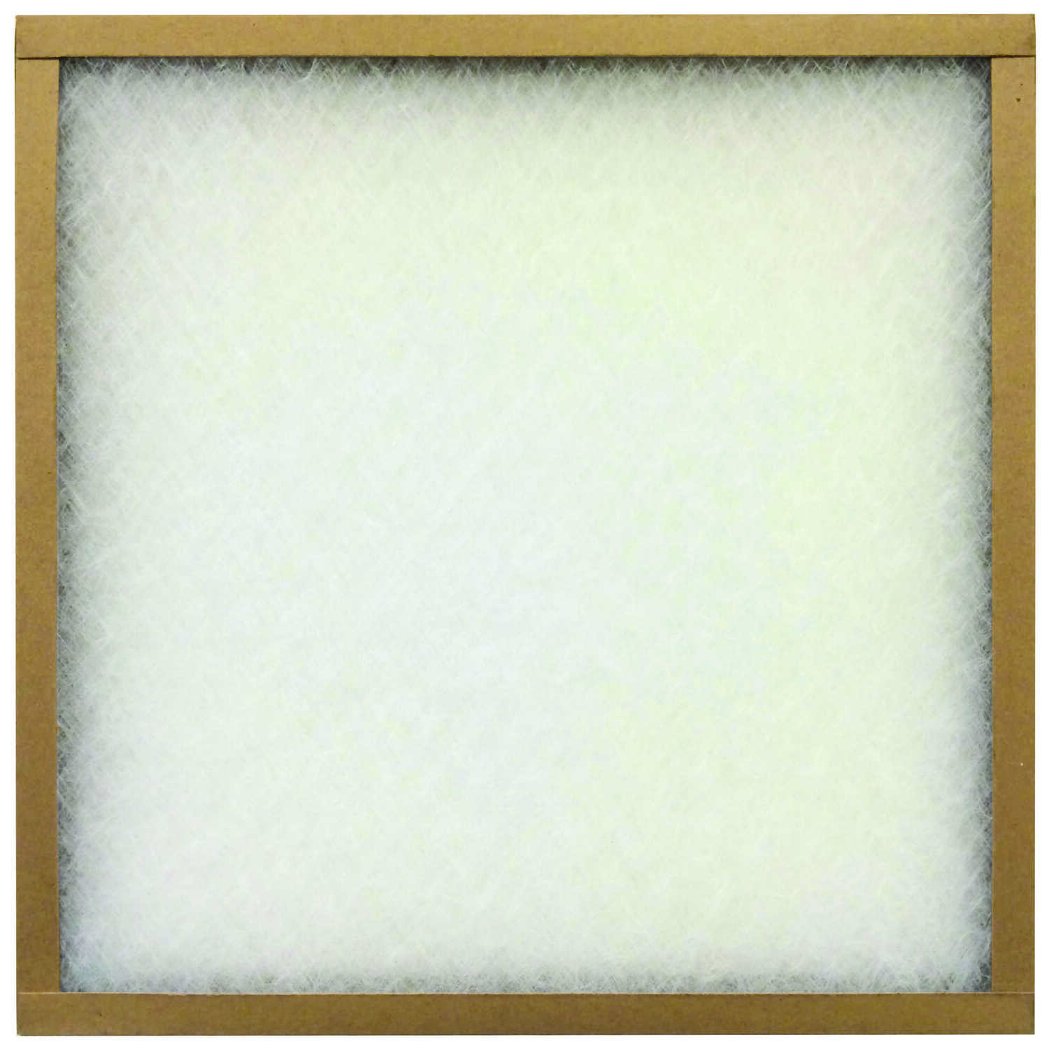 AAF Flanders  16 in. W x 25 in. H x 2 in. D Fiberglass  Pleated Air Filter