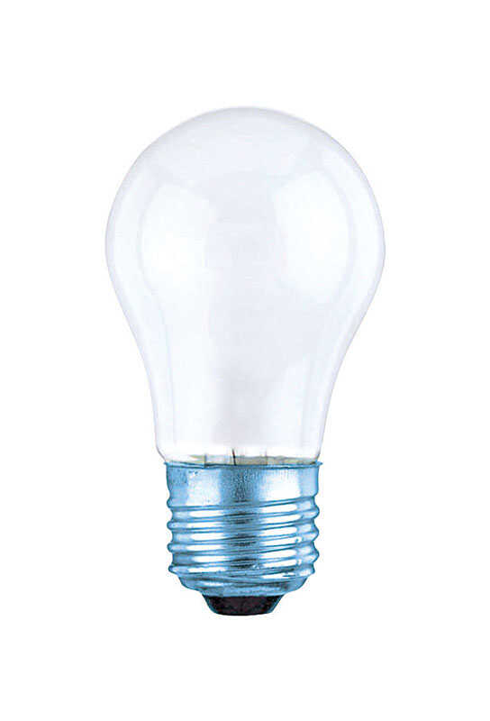 Westinghouse  40 watts A15  Incandescent Bulb  340 lumens White  1 pk A-Line