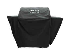 Traeger  Select Grills  Black  Grill Cover  21 in. W x 57 in. D x 50 in. H For All Select Series Gri