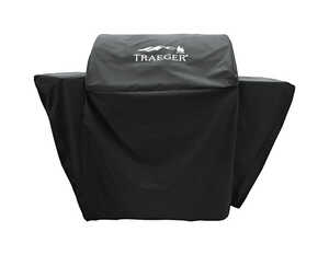 Traeger  Select Grills  Black  Grill Cover  57 in. D x 50 in. H x 21 in. W For Select, All Select Se