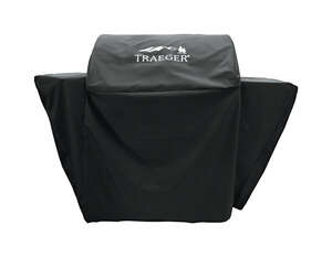 Traeger  Pro 20 Series, Tailgater and Junior grills  Black  Grill Cover  50 in. H x 57 in. D x 21 in