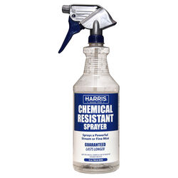 Harris Chemical Resistant 32 oz. Mister/Sprayer Spray Bottle