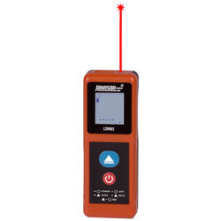 Johnson  Laser Distance Measurer  85 ft. 1 pc.