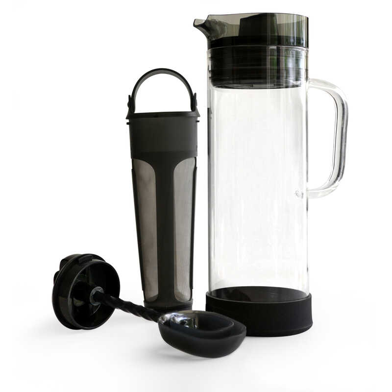 Primula  50 oz. Gray  Cold Brew Coffee Maker