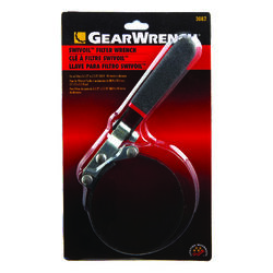 GearWrench  Swivel Strap  Oil Filter Wrench  3-7/8 in.
