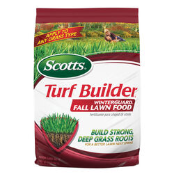 Scotts  Turf Builder Winterguard  All-Purpose  Lawn Food  For All Grasses 5000 sq. ft.