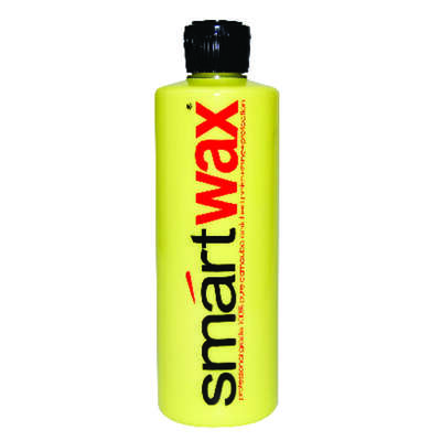 Smartwax  Liquid  Automobile Wax  16 oz. For Cleaning Tree Sap, Bird Drops, Road Film Or Anything Th