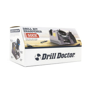 Drill Doctor  115 volt 1.75 amps Drill Bit Sharpener  15000 rpm 1 pc.