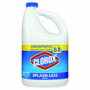 Clorox  Regular Scent Splashless Bleach  116 oz.
