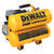 DeWalt  4 gal. Stacked  Portable Air Compressor  125 psi 1.1 hp