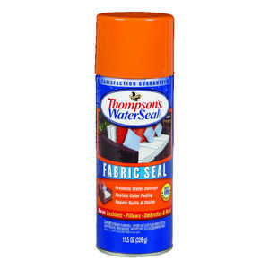 Thompson's Waterseal  No Scent Clear  11.5 oz. Spray  Fabric Protector