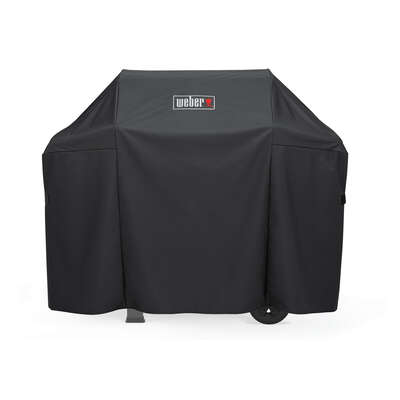 Weber Black Grill Cover For Spirit II 300 series - Spirit 300 series and Spirit 200 series 51 in.