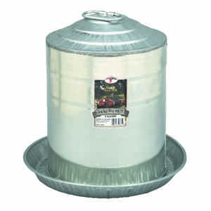 Miller  Little Giant  640 oz. Fount  15-1/4 in. D x 15-1/4 in. H For Poultry