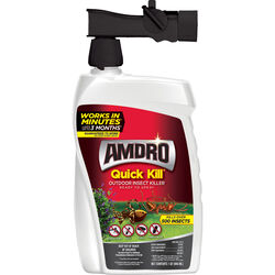 Amdro  Quick Kill  Liquid Concentrate  Insect Killer  32 oz.