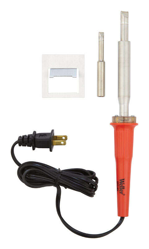 Weller  Cooper Tools  11.8 in. Soldering Gun Kit  80 watts Orange  1  Corded