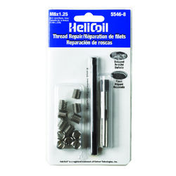 Heli-Coil  1-1/4 in. Stainless Steel  Thread Repair Kit  M8