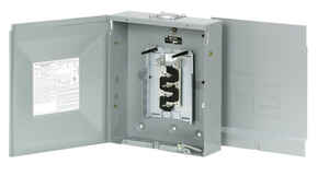 Eaton  Cutler-Hammer  125 amps 240 volt 8 space 16 circuits Surface Mount  Main Lug Load Center