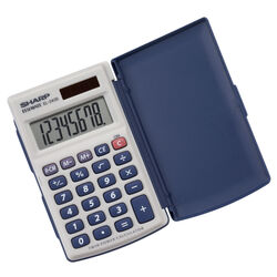 Sharp  8 digit Calculator