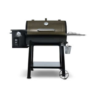 Pit Boss  440 Deluxe  Wood Pellet  Grill  40000 BTU Copper