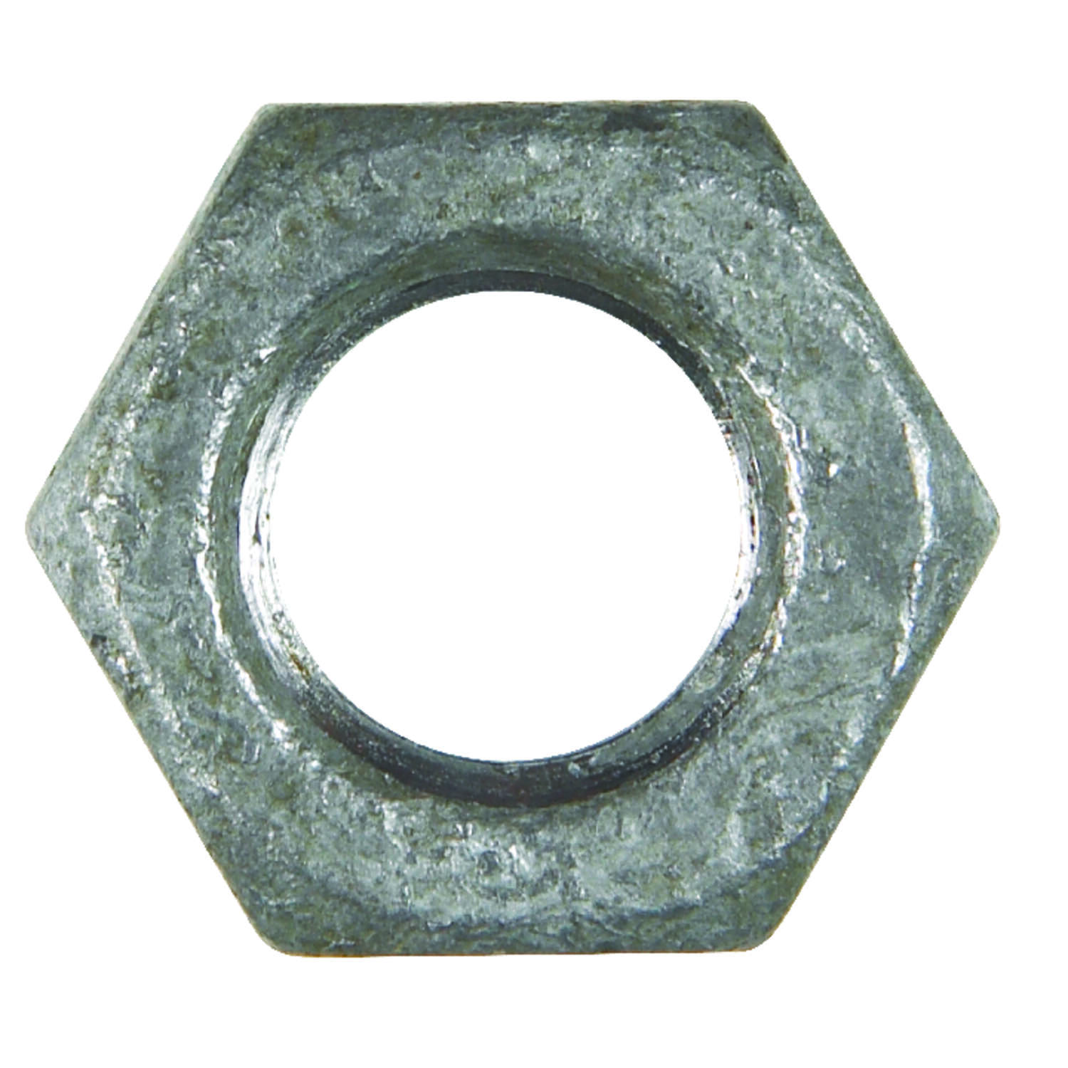 HILLMAN  5/16   Hot Dipped Galvanized  Steel  SAE  Hex Nut  100