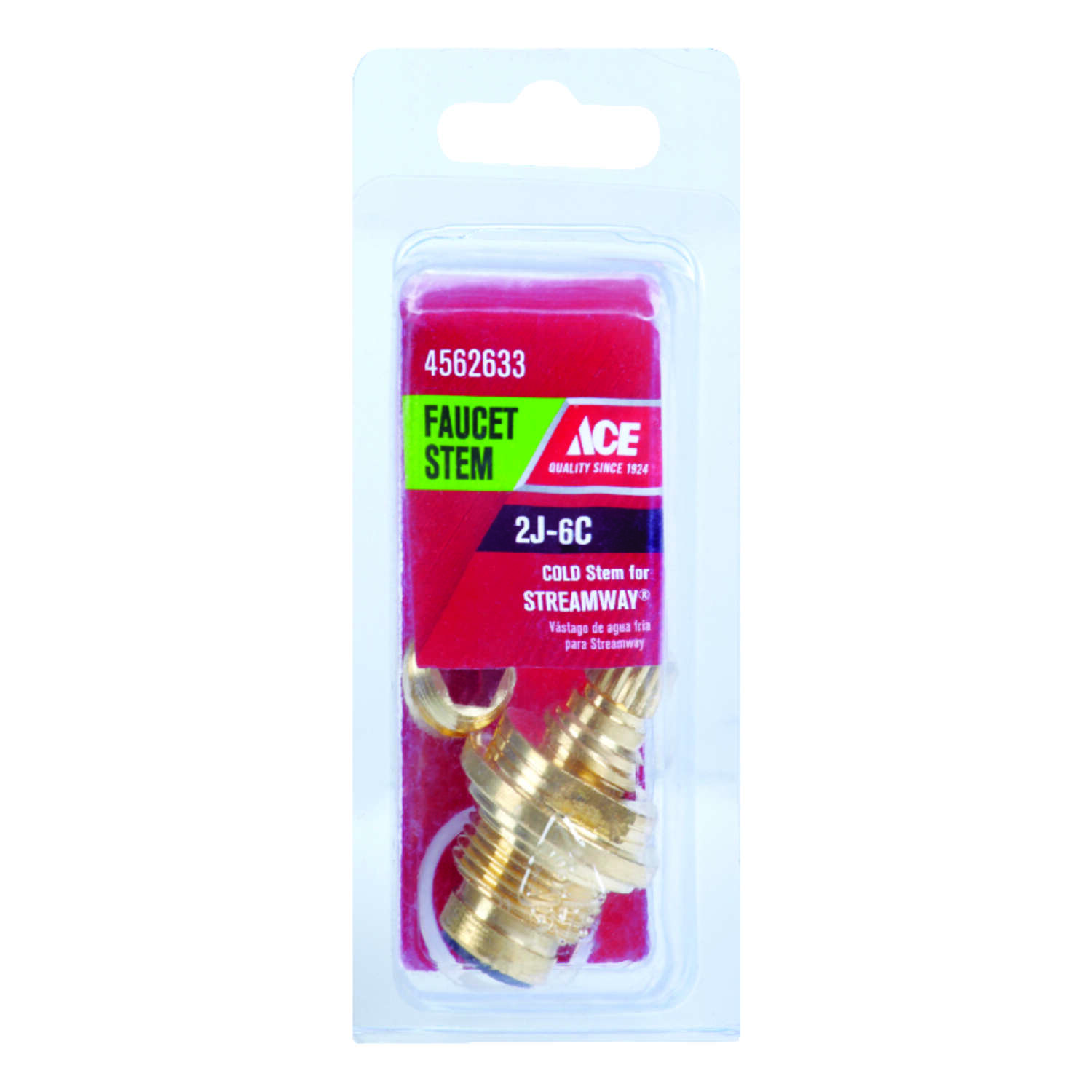 Ace  Low Lead  Cold  2J-6C  Faucet Stem  For Streamway