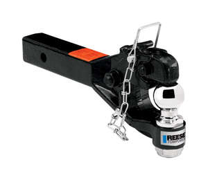 Reese  Towpower  Steel  2-5/16 in. Pintle Ball and Hook Combination